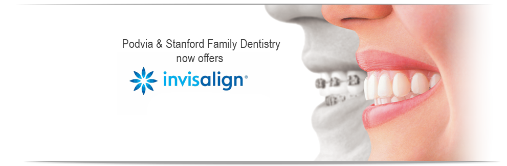Invisalign | Podvia and Stanford Family Dentistry - Jacksonville, FL